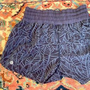 Lululemon Running/Workout Shorts- Size 4!